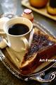 喫茶ポシェットのモーニングサービス_190611