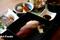 覚弥懐石-メインの握り寿司や天ぷらなど_190816