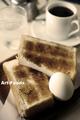 純喫茶ミレーのモーニングサービス_190721