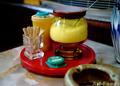 喫茶軽食マキのテーブルセット_190925