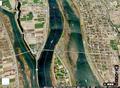 木曽三川衛星写真_190930GM-NXA-CS3afd