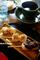 Cafe ギャラリー 茶蔵のお団子とコーヒー_190929