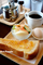 喫茶ボンゴのモーニングサービス_191002