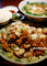 同源「油淋鶏と台湾ラーメンのセット」_191012