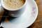 みるくカフェのカップ&ソーサー_191103