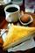 喫茶軽食ブルペンのモーニングサービス_191117