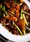 ニンニクの芽と牛肉の炒め物_200509