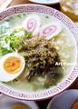 高菜塩ラーメン_DSC5043