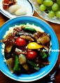 夏野菜のカレー_200726