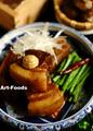 豚バラ肉角煮_200905