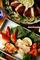 貝のお刺身と戻りカツヲのたたき_200913
