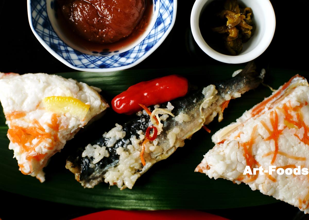 三種の飯寿司_201018