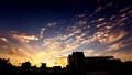 香貫陵の夕暮れ_201105
