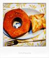 手造りドーナツとパンプキンパイ_201110