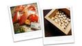 金目鯛切身と炒り大豆_210202