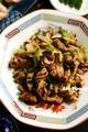 砂肝の黒胡椒炒め_210217