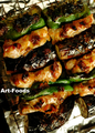 鶏の山賊焼-蕗味噌風味_210322
