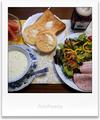 朝食サラダにプリンセスパプリカ_210710