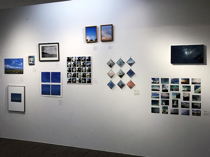 空の写真・展