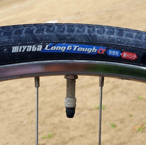 耐久性の高いタイヤ