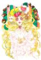 [オリジナル][同人誌][擬人化][チョコレート]20090116::創作合同イラスト集「Magic Of the Hearts」イラスト