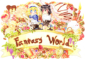 [オリジナル][企画展][童話][アリス]20091009::合同企画イラスト展「幻想世界展#1」イラスト