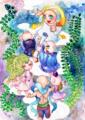 [オリジナル][企画展][妖怪][地蔵]20100813::創作合同企画展「イタヅラノキッカケ」