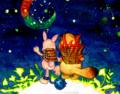 [オリジナル][企画展][童話][妖怪]20090926::創作合同イラスト企画展「イタヅラノキッカケ」