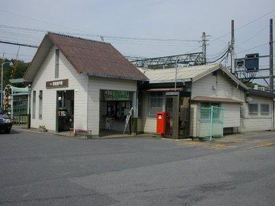 近鉄・伊賀神戸駅