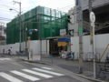 [station][駅舎][JR西日本][阪和線][大阪市]高架線化工事中の長居駅