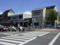 [station][駅舎][駅前][叡山電鉄][京阪][京都市]出町柳駅