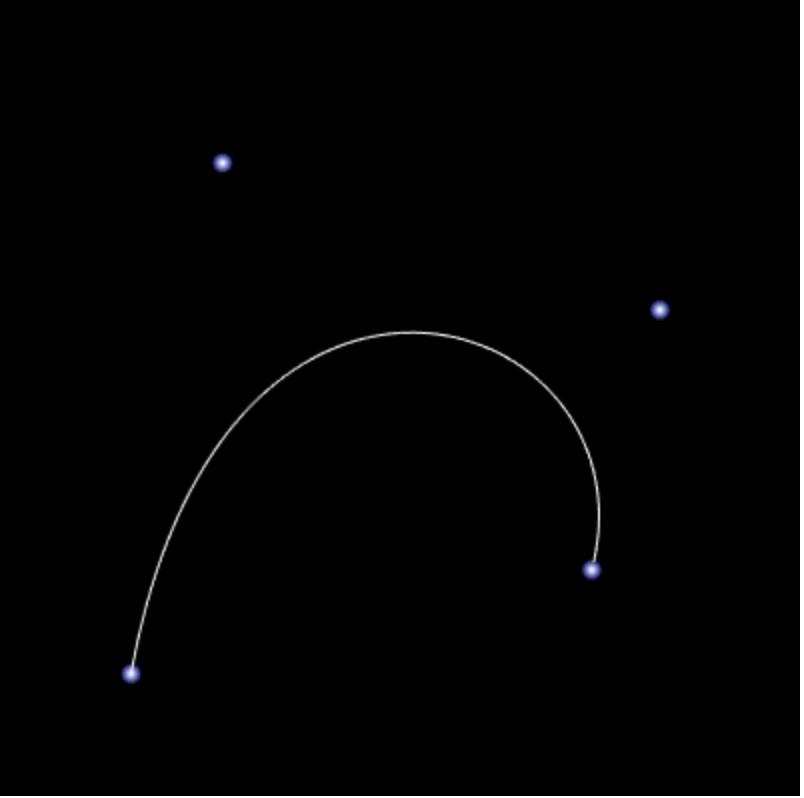 WebGL】B-Spline曲線 - asaのブ...