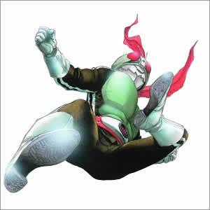 個別「ライダーキック!!」の写真、画像 - asabatyou's fotolife