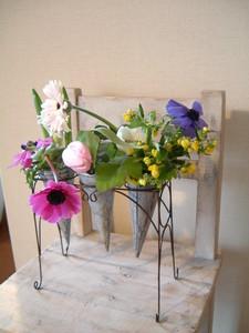 2007年1月のお花