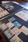 切手のファイル