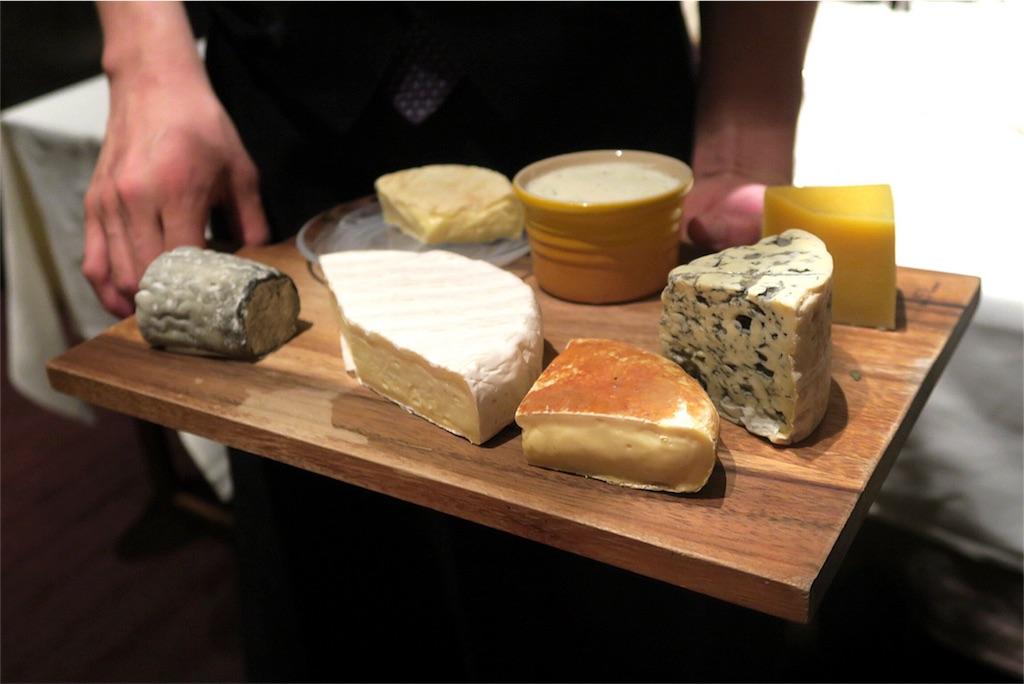 モノリスのチーズ