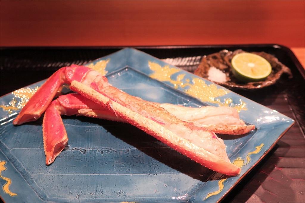 美食ソムリエ【松葉ガニ】