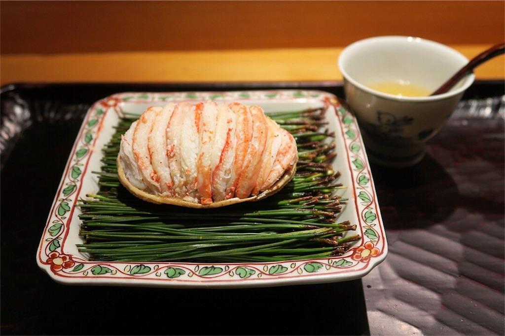 美食ソムリエ「セイコガニ」
