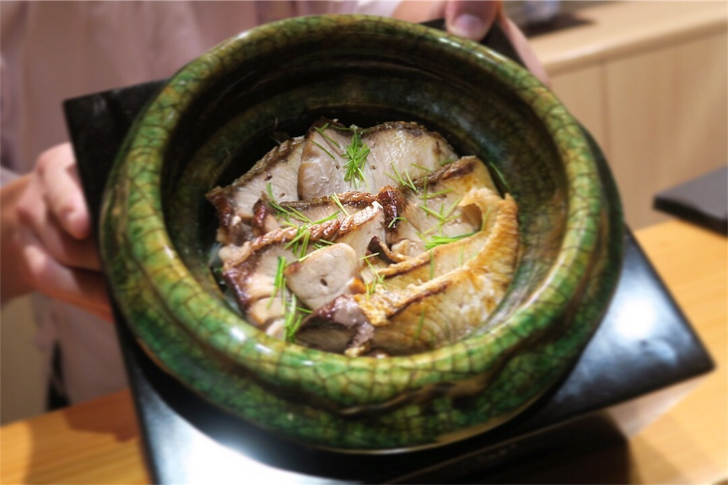美食ソムリエ「土鍋ブリ大根ごはん」