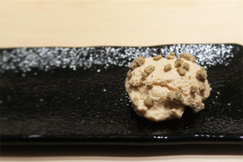 美食ソムリエ・ウニのムース