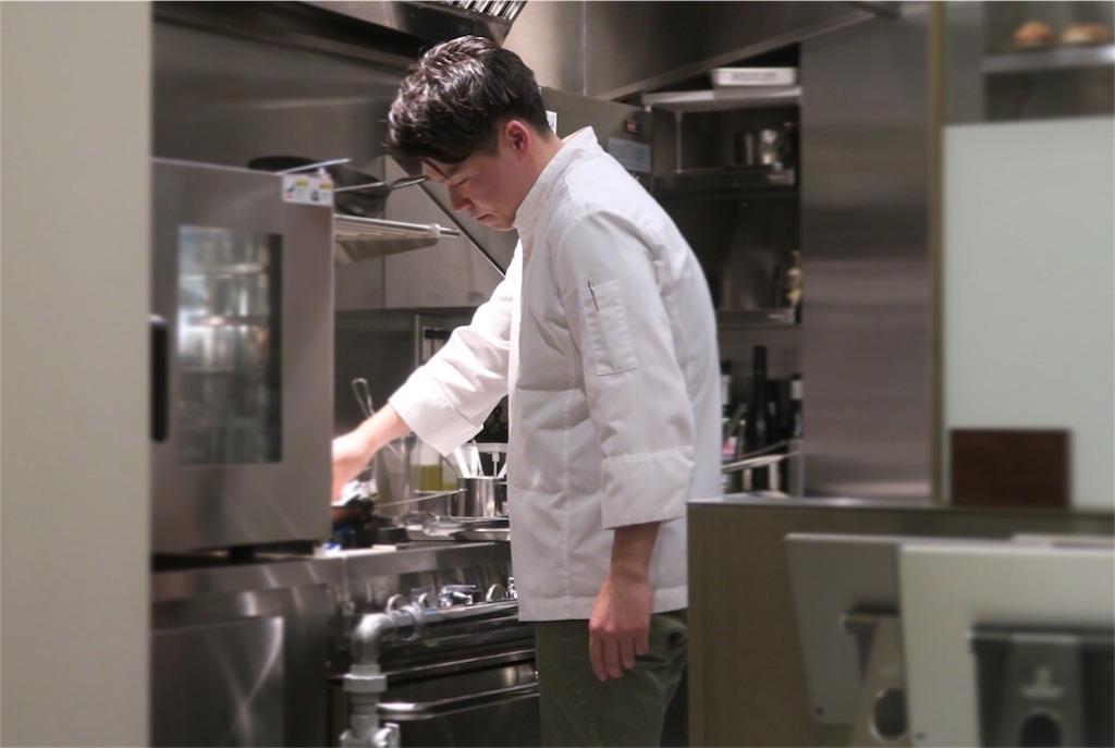 美食ソムリエ「アルゴリズム」深谷シェフ