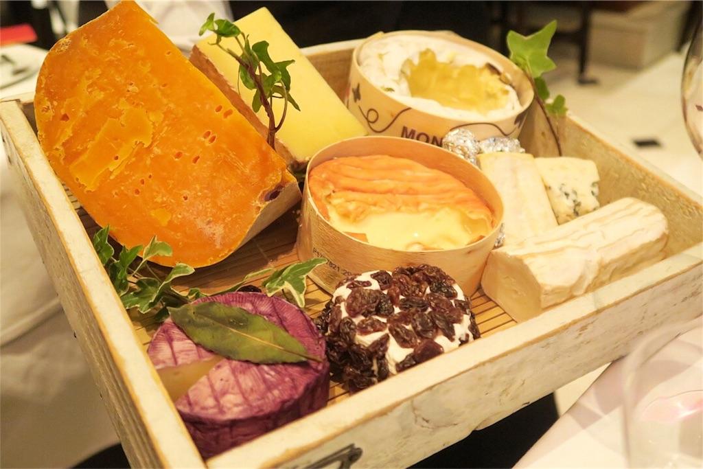 美食ソムリエチーズ