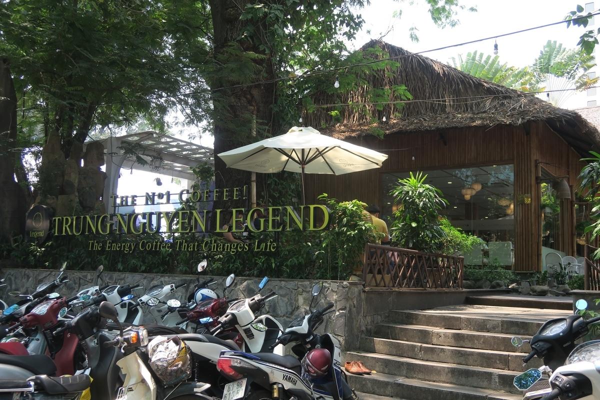 ベトナムカフェ