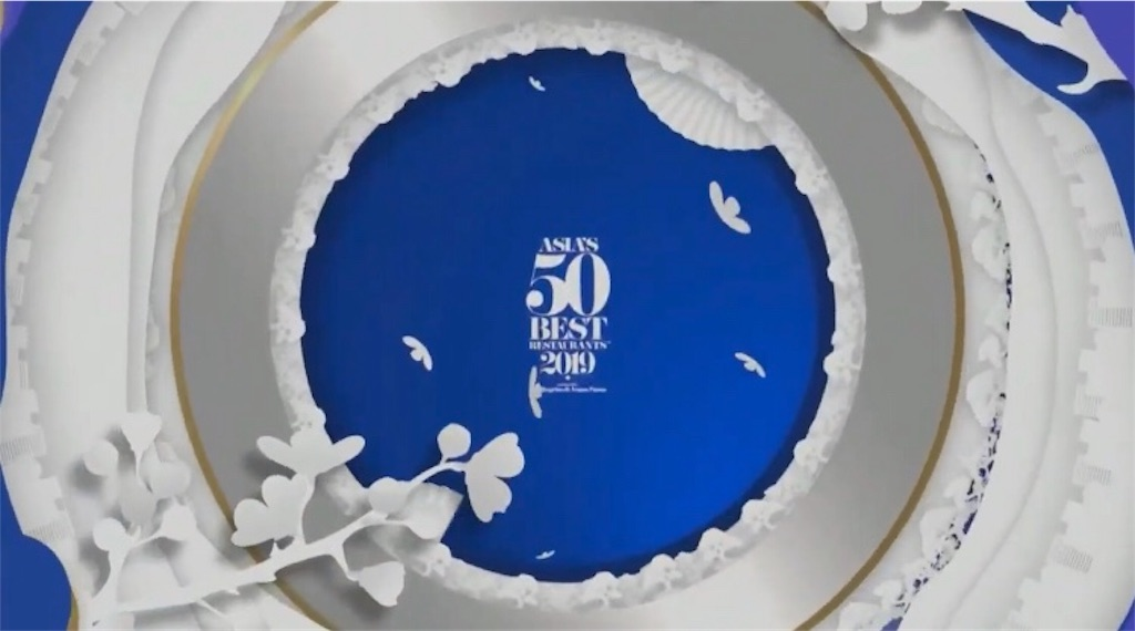 アジアのベストレストラン50(Asia's 50 Best Restaurants 2019)
