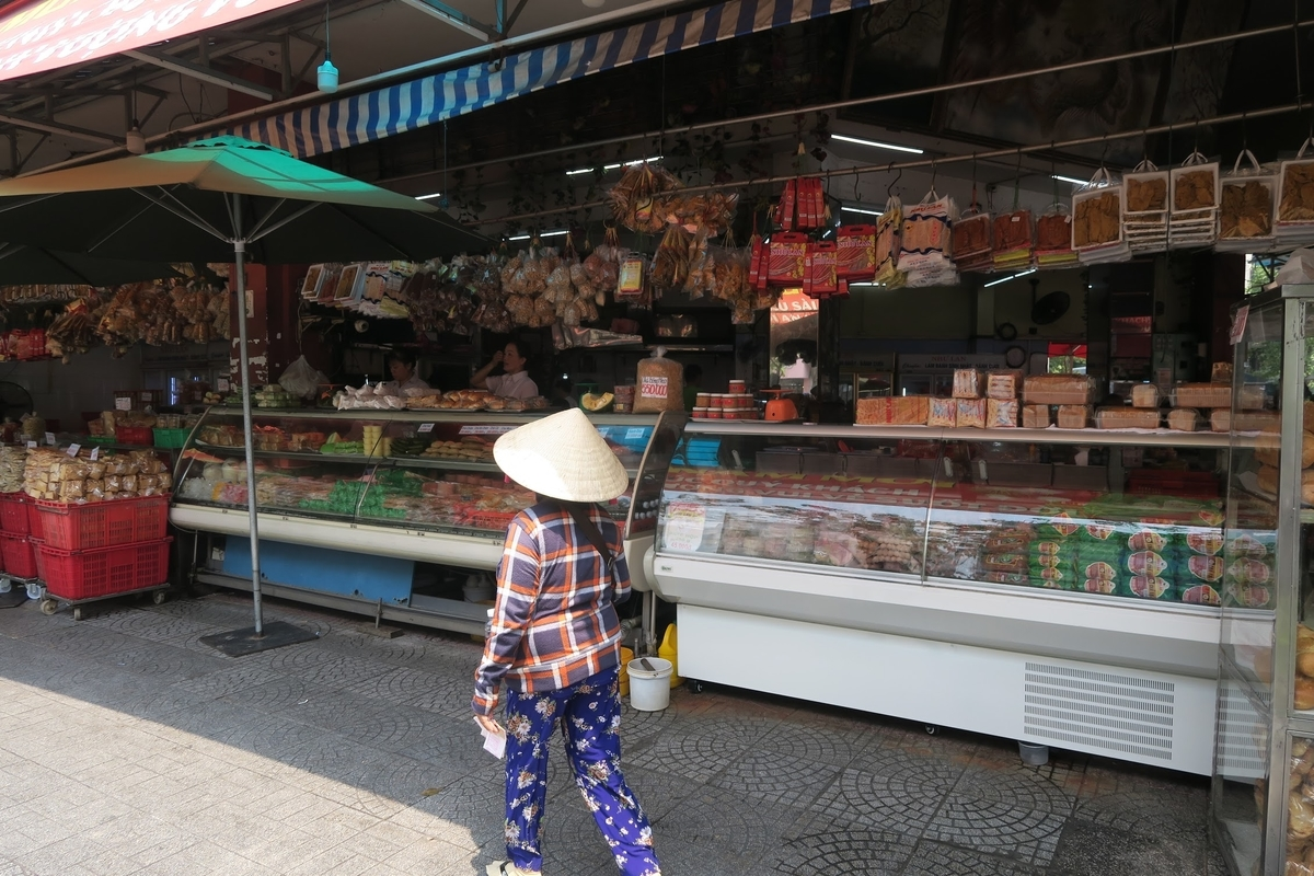 ニューラン ベーカリー(Như Lan bakery)