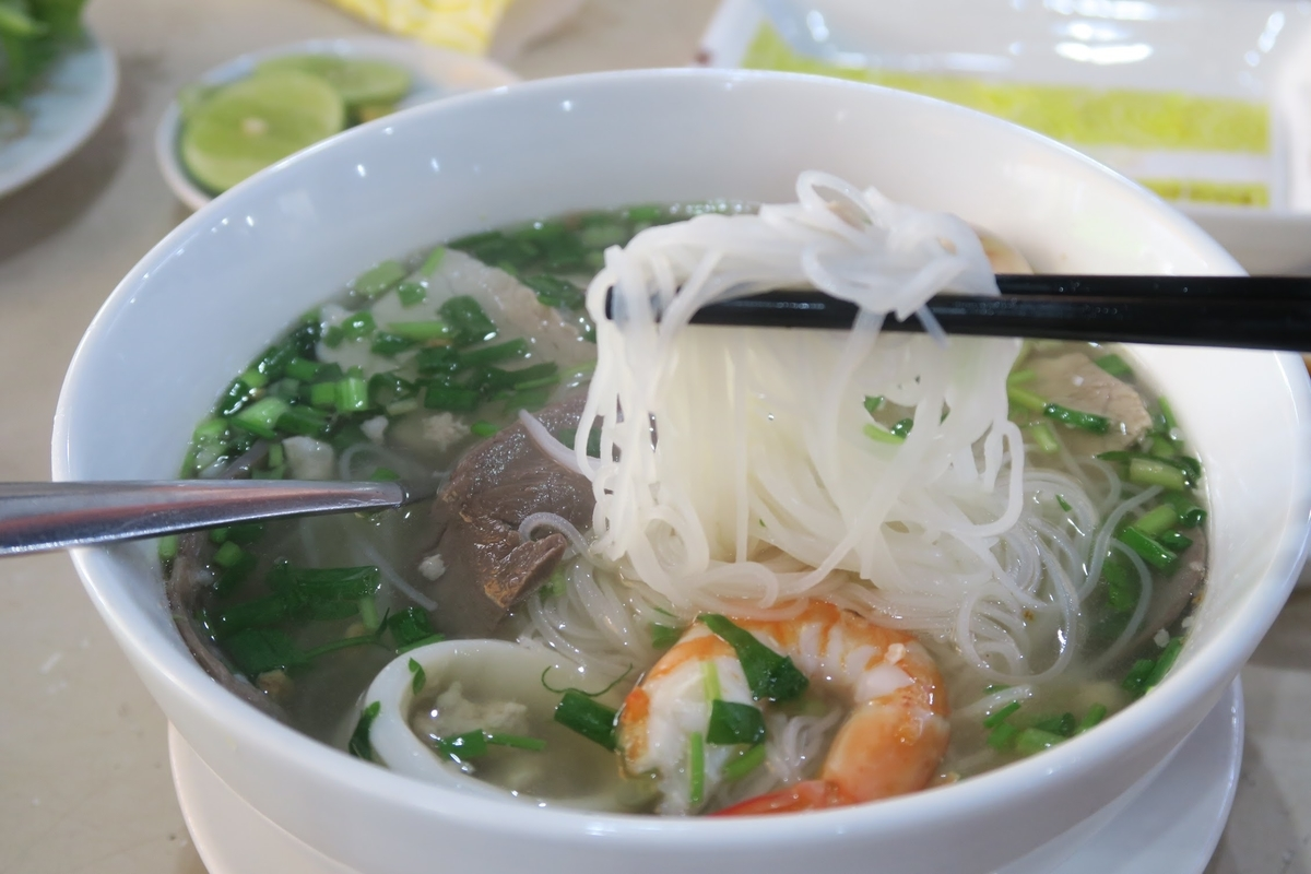 Hủ Tiếu Nam Vang Quỳnh