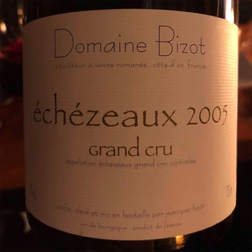 Domaine Bizot(ドメーヌ・ビゾ)
