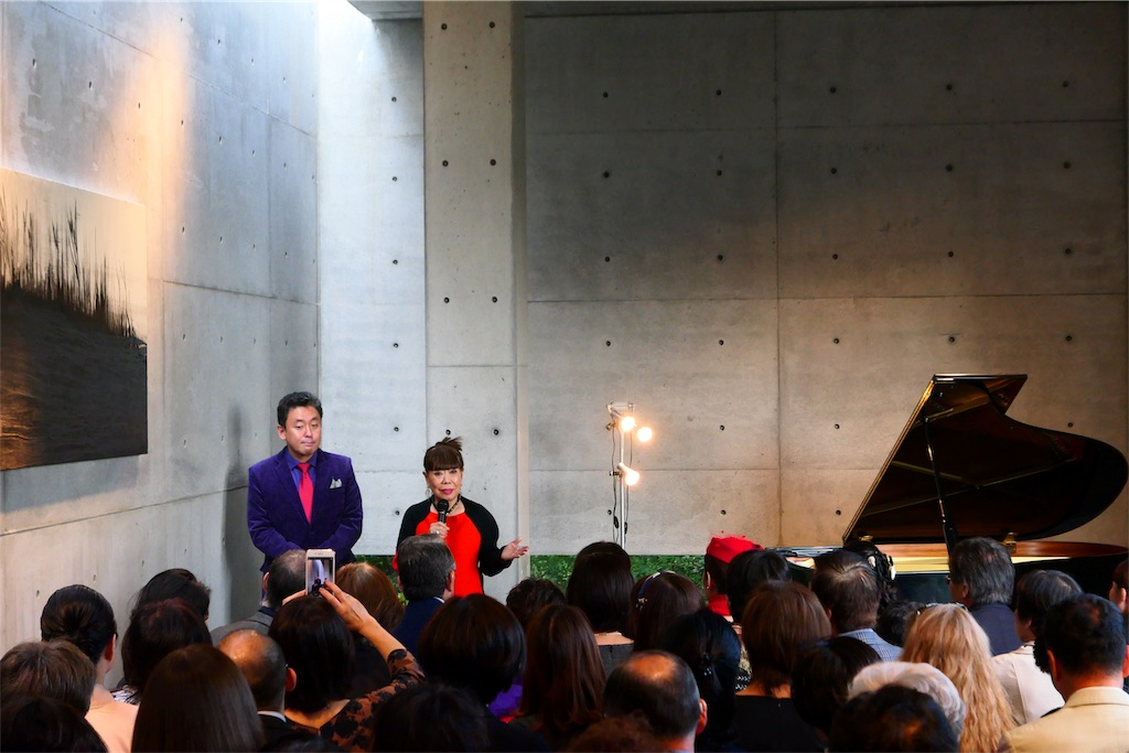 KHギャラリー芦屋【横山幸雄】秋のサロンコンサート