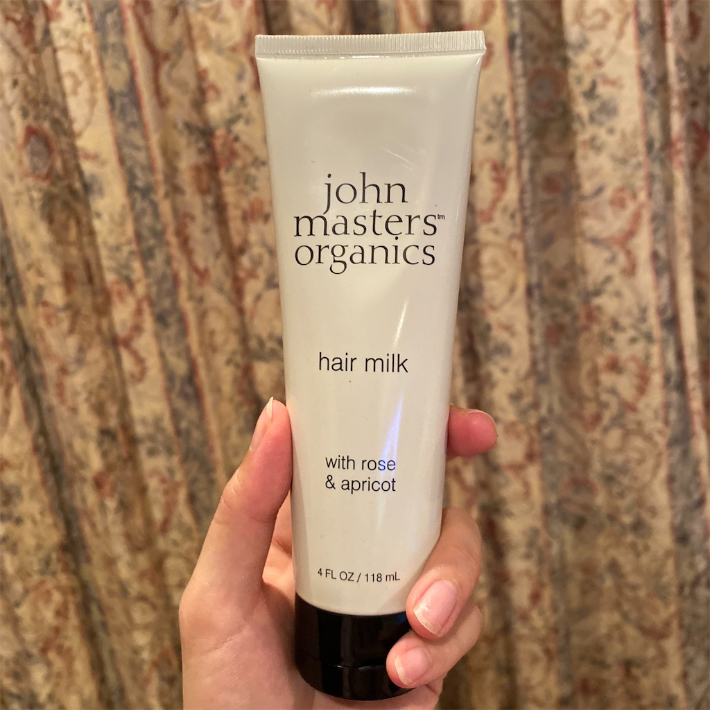 ジョンマスターオーガニック(john masters organics)