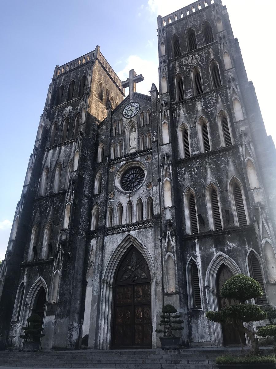ハノイ大教会(聖ヨセフ大聖堂)